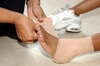 Sprained Ankle Specialists in New York, NY 10038 and New York, NY 10036 as well as Forest Hills, NY 11375